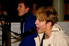 A little bit more of young tom odell