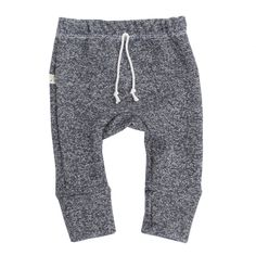 Ash Gusset Pants $42.00  Slim fitting sweats with elastic waist and faux drawstring. Gusset added for perfect fit.