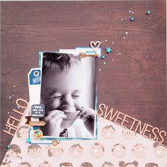 Hello Sweetness by Els Brigé