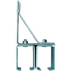 Ironman 8 Ft Galvanized Box Rail 63075 At The Home Depot