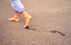 Reconnecting With The Earth - the beneficial effects of grounding (earthing)