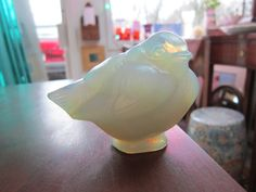 Glass Birds, French Art, 1930s, Glass Art, Vase, Beautiful, Color, French Artwork, Colour