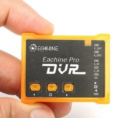 EACHINE ProDVR FPV Recorder Video Audio Recorder for Quadcopter Drone Monitor *** You can find more details by visiting the image link.