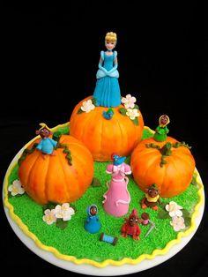 #Disney Cinderella #cake  by tasha0705