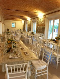 Salone Matrimoni, presso Corte Dei Paduli - Weddin Location - Reggio Emili, Italy. www.deipaduli.org