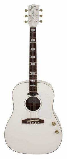 Gibson Acoustic Guitar 70th Anniversary John Lennon J160E Imagine Model