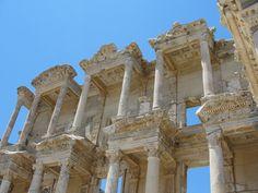 Turkey - library at Ephesus