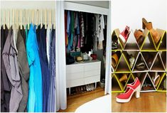 Inspirational Small Closet Tricks - http://closetdesignideas.website/small-closet/small-closet-tricks