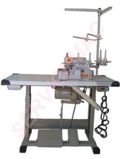 Servicemac Equipamentos Têxteis.: Maquina Interlock Media Siruba Mod. 757k-516m2-35 ...