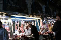 Varvakios market has been in business nonstop since The name was given by Varvakis, a national hero during the Greek war for independence Athens City, Metro Station, Exploring, Greek, Middle, Hero, Memories, Marketing, Business