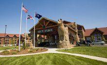 Great Wolf Lodge, Wedding Ceremony & Reception Venue, North Carolina - Charlotte, Asheville, and surrounding areas #charlotte #wedding #weddingwire
