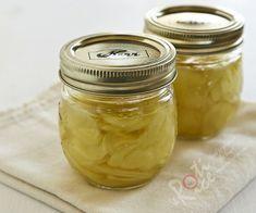 Pickled Ginger | Roti n Rice