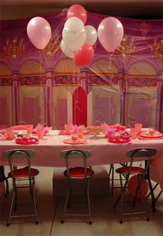 princess party decorations - Google Search