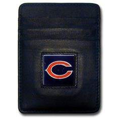 NFL Chicago Bears Executive Leather Money Clip Cardholder by Siskiyou. $16.99. NFL Chicago Bears Executive Leather Money Clip Cardholder
