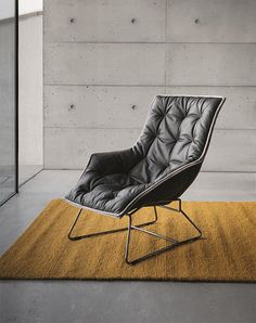 Maserati Lounge Chair by Ludovica+Roberto Palomba for Zanotta