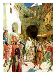 Jesus is unique in that his life was prophesied in detail by Bible prophets centuries before he was born.  In Zechariah 9:9, the prophet speaks of a future king presenting himself to Jerusalem while riding on a humble donkey. This foreshadowed something that happened about 550 years later. As explained in Luke 19:35-37, Jesus rode into Jerusalem on a donkey and presented himself as the Messiah, the King.