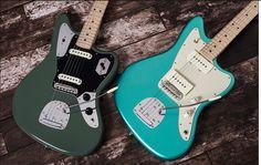 Fender American Pro Jaguar & Jazzmaster