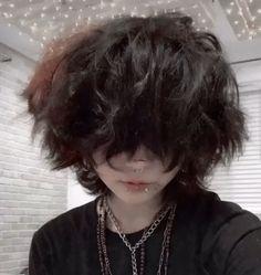 Cut My Hair, New Hair, Hair Cuts, Aesthetic Grunge Outfit, Aesthetic Hair, Gothic Hairstyles, Pretty Hairstyles, Hair Inspo, Hair Inspiration