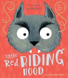 Never trust a hungry wolf! Ever! Little Red Riding Hood meets a helpful wolf in the woods one day. He is so friendly and charming! Will Little Red get her basket of goodies to Grandma on time? This hilarious modern retelling of Little Red Riding Hood includes two delightful masks for children to play along.