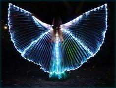 Isis Wings - Stellaris Bauchtanz Shop