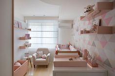 Baby Room, Toddler Bed, Nursery, House Design, Bedroom, Furniture, Home Decor, Girls Bedroom Wallpaper, Luxury Apartments