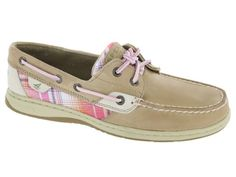 Amazon.com: Sperry Top-Sider Women's Bluefish Pink Boat Shoe: Shoes