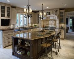 another beautiful kitchen:Barrington Kitchen