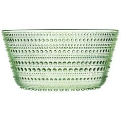 serving bowl // Iittala Kastehelmi