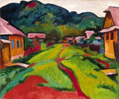 Burgundy Todays information about Burgundian Culture: Museum Beaux Arts, Henri Matisse and the Hungarian Fauve Artists Henri Matisse, Watercolor Bird, Watercolor Paintings, Budapest, Raoul Dufy, Georges Braque, Post Impressionism, Urban Landscape, Rue