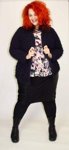 Studio, grote maten mode, Lottie Mae Jones,