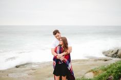 Wind and Sea La Jolla Engagement Session Engagement Session Photo by Alon David Photography San Diego Top Wedding Photography Studio Beach Engagement, Engagement Pictures, Engagement Session, Engagement Photography, Wedding Photography, San Diego Beach, La Jolla, Beach Dresses, Couple Photos