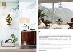 TESLA & EDISON collections from VILLA LUMI: www.villa-lumi.com Portuguese, Villa, Collections, Magazine, Lighting, Furniture, Design, Home Decor, Decoration Home