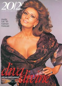 SOPHIA LOREN IN SPECS - Google Search