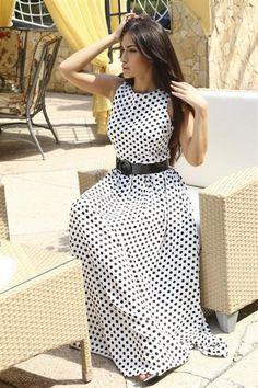 Купить длинное летнее платье next