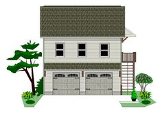 Plans For Living Above A Boathouse - House Design And Decorating Ideas