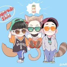 CBX SO CUTE ❤️