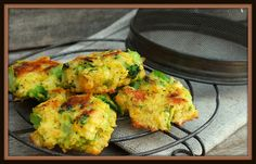 Broccoli Cheese Bites by firefly64, via Flickr