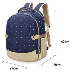 mochila maternal/bebe- violeta - importada Bag Pattern Free, Bag Patterns To Sew, Backpack Bags, Fashion Backpack, Tote Bag, Baby School Bags, Mochila Adidas, Pouch, Wallet