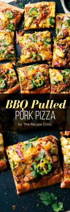 BBQ Pulled Pork Pizza | 7 Easy Dinners To Make After A Long Day Of Work