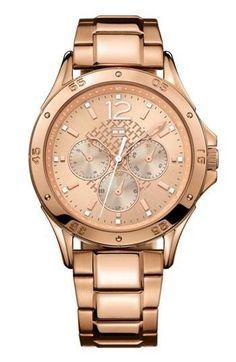 Tommy Hilfiger #watch #jewelry #accessories #designer #fashion #style
