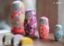 LIttle russian dolls !!!