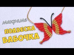 Suspension macrame do it yourself. Butterfly - Do it yourself Macrame Necklace, Macrame Jewelry, Macrame Bracelets, Cotton Cord, Micro Macramé, Macrame Projects, Macrame Knots, Jewelery, Crochet Earrings