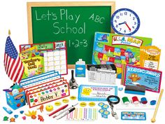 Let's Play School Because my daughter loves to play school shes in kindergarten @Wendy | GimmieFreebies #WinYourHolidayWishList