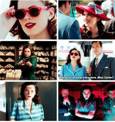 From the new agent Carter promo