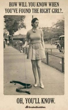 Via Jacob. And also h/t Jacob the amazing story behind this lady (NSFW). snakes burlesque