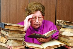 """14 Things Everyone Gets Wrong About Librarians - """"Yes, I can help you find all the books."""" """"No, I don't spend all day reading them."""""""
