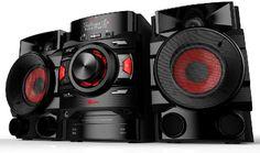 LG CM4340 Hi Fi System, Tiny House Design, Audio Equipment, Home Theater, Binoculars, Headphones, Mini, Samsung, Tech