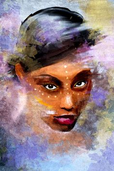 Turn a Portrait Photo Into a Painting
