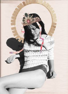 7de9413bcd8 juxtapologist  Juxtapose   3  I m Queen of Everything. a.k.a. Your Collages