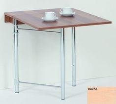 tische f r kleine k chen on pinterest. Black Bedroom Furniture Sets. Home Design Ideas